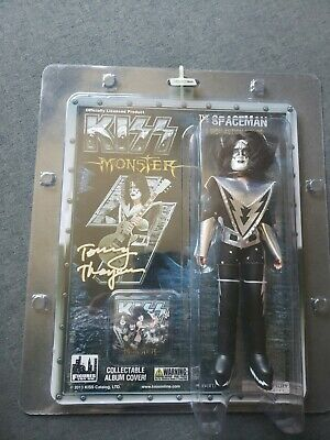 KISS 8 Inch Retro Style Action Figures Series Eight Dynasty The Catman