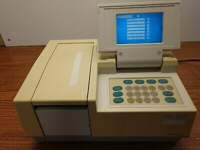 Shimadzu UV_1201 UV VIS Spectrophotometer Analyzer