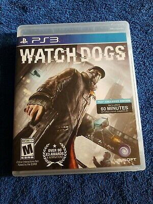 Watch Dogs Sony Playstation 3 (PS3)