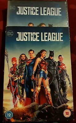 Justice League [DVD] [2018] New Sealed Region 2