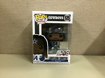 Funko Pop! Football: NFL - Dallas Cowboys Jaylon Smith #125 New In Box