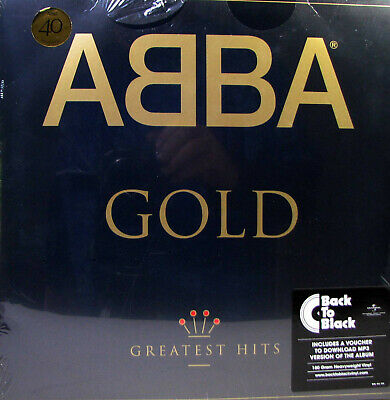 ABBA Gold / Greatest Hits - Double LP -180g Remastered  New / Sealed   SirH70