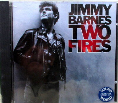 Jimmy Barnes - Two Fires Cd - In Excellent Condition - Australan Release