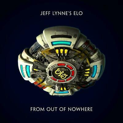 Jeff Lynne's ELO - From Out Of Nowhere COLOURED vinyl LP NEW/SEALED IN STOCK