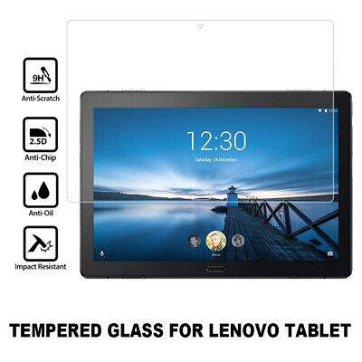 """Tablet Film Screen Protector Tempered Glass For Lenovo Tab 4 10.1"""" E10/P10/M10"""