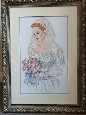 Completed Counted Cross Stitch