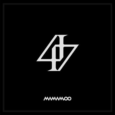 MAMAMOO - [ reality in BLACK ] 2nd Album CD Photocard Photobook Poster Tracking