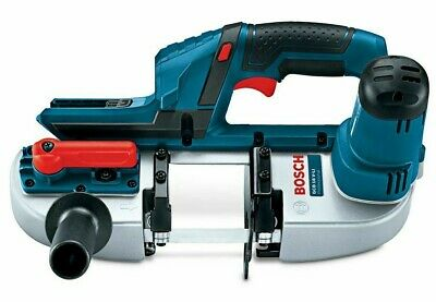 Bosch CORDLESS BAND SAW 06012A0340 18V 733mm Integrated LED Light, Skin Only