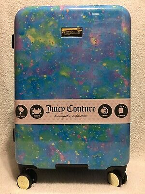 Juicy Couture - Lightweight polycarbonate with 8wd spinning wheel system..