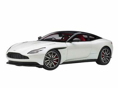 AUTOart 1/18 figure Aston Martin DB11 Metallic White Anime JAPAN 2019