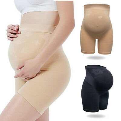 Maternity Shapewear for Dress Women Soft Seamless Pettipant Pregnancy Knickers