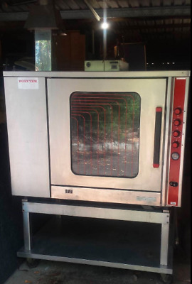 Angelo Po Commercial Combi Oven Model: FCA201