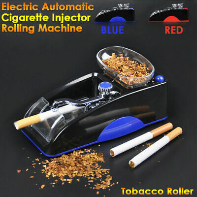 Electric Automatic Cigarette Rolling Machine Injector Tobacco Maker Roller