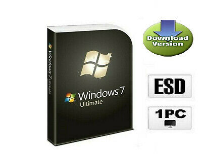 Windows 7 Ultimate inkl. SP1 OEM KEY Multilingual 32 / 64 Bit