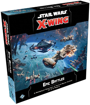 Star Wars X-Wing 2nd Ed: Epic Battles Multiplayer Expansion: PREORDER