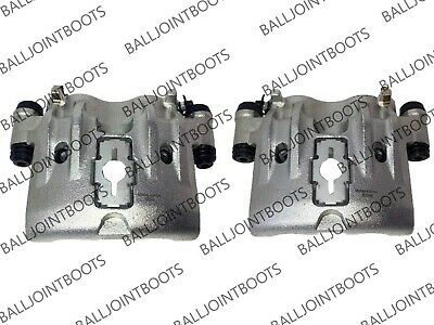 BRAKE CALIPERS FOR IVECO DAILY MK 4//5//6 REAR RIGHT /& LEFT  PAIR