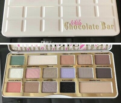 White Chocolate too faced palette