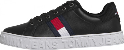 SNEAKERS DONNA TOMMY HILFIGER EN0EN00642 COOL WARM BDS BLACK