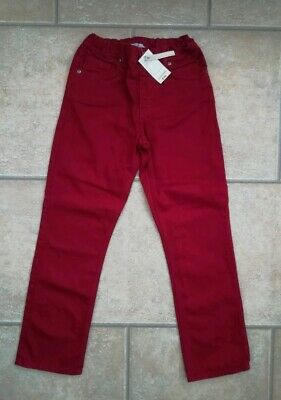 BNWT Boys Slim Fit M&S Adjustable Waist Jeans Age 11-12 Years