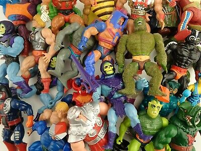Vintage 1980's He Man Masters Of The Universe Action Figures - Lots To Choose!