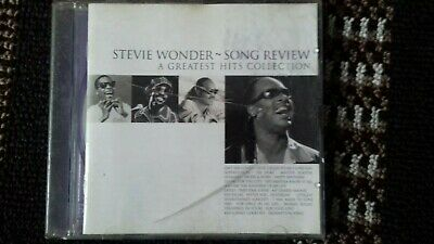 Stevie Wonder - Song Review (A Greatest Hits Collection, 1998)