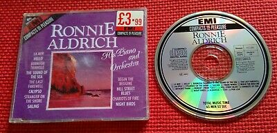 Ronnie Aldrich - His Piano and His Orchestra -CD-Good condition