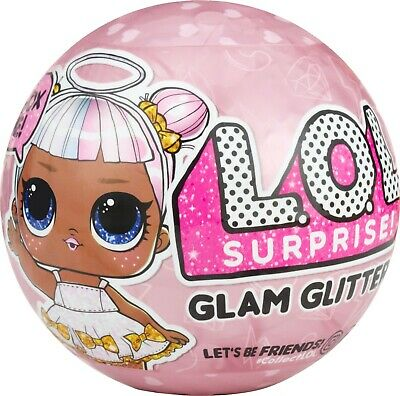LOL Surprise Dolls Glam Glitter Series 2 Wave 1 - 100% Authentic MGA Brand New