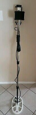 Nokta FORS Gold Metal Detector Pro Package with 3 Coils Excellent condition