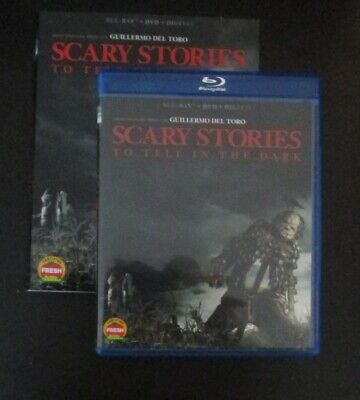 Scary Stories To Tell In The Dark Blu Ray & Digital Copy-Horror/Thriller