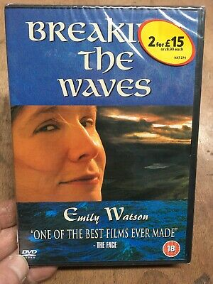 Breaking The Waves-Emily Watson(R2 DVD)New+Sealed Lars Von Trier Robby Muller DP
