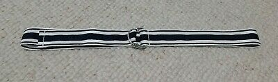 Girls Navy Blue Belt Age 7-10