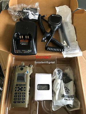 Motorola Srx2200 Apx6000 Apx Vhf Coyote Color Pkg With Tags Full Warranty!