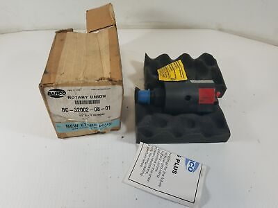 """Barco BC-32002-08-01 Rotary Union 1/2"""""""