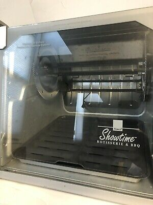 Ronco Showtime Rotisserie & BBQ 5000