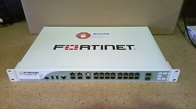 Fortinet Fortigate FG-100D Firewall Appliance Router Interface #4