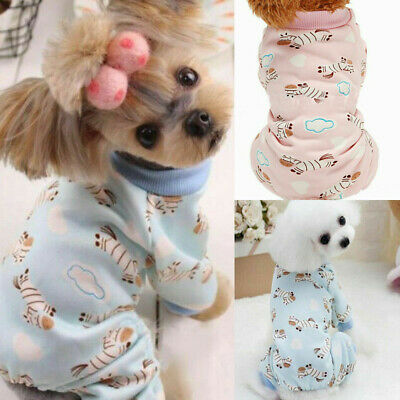Cute Pet Clothes Sweater Chihuahua Yorkie Small Dog Coat Jacket Fleece Soft Warm