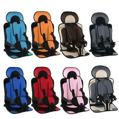 1-5T Travel Baby Safety Seat Car Cushion With Infant Safe Belt Mat Carrier