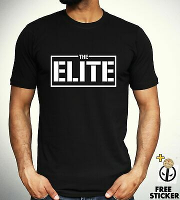 New The Elite Bullet Club Kenny Omega T shirt S-5XL