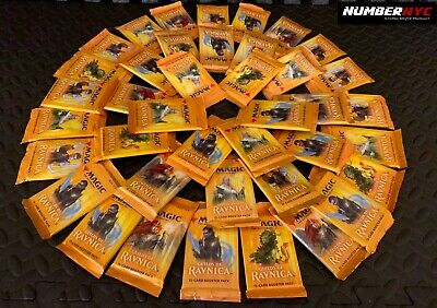 40x Guilds of Ravnica MTG Booster Packs Magic The Gathering Factory Sealed Card