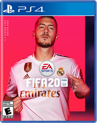 FIFA 20 - PS4 - EA Sports - Playstation 4 - Brand New Factory Sealed