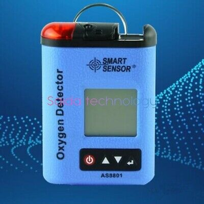 Simmah AS8801 Handheld Oxygen Concentration Tester Explosion-Proof Alarm