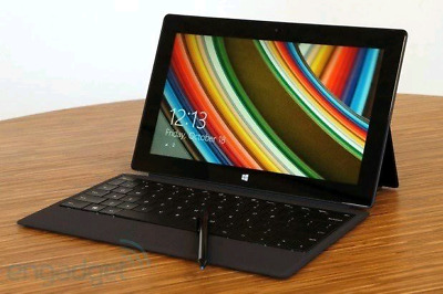 Microsoft Surface Pro 2  complete with keyboard