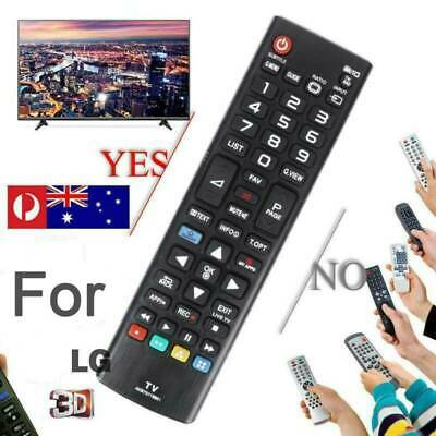 FOR LG TV Remote Control for 2000-2019 Years All LG Smart 3D HDTV LED LCD TV AU