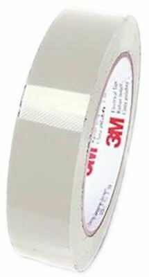 3M Tape5 Clear Electrical Polyester Film Tape 15mm x 66m T515 PET .06mm Acrylic
