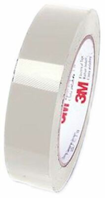 3M Tape 5 Clear Electrical Tape 25mm x 66m T525 PET 0.06mm Acrylic 3000V