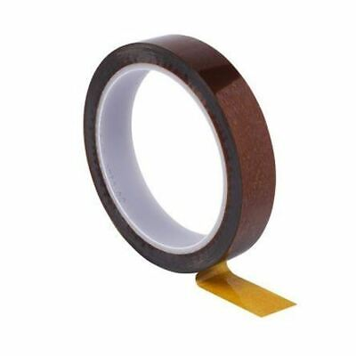 3M Scotch 1205 Amber Electrical Tape 12mm x 33m T120512 Polyimide Film 0.076mm A