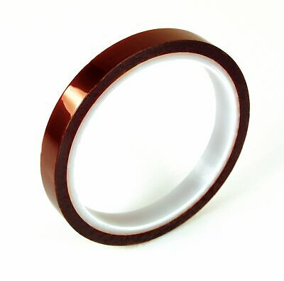 3M Scotch 1205 Amber Electrical Tape 19mm x 33m T120519 Polyimide Film 0.076mm