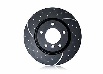 EBC Brakes GD7013 3GD Series Dimpled and Slotted Sport Rotor