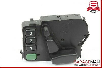 Driver Left Seat Adjustment Switch w// Programming Genuine For Mercedes W211 W219
