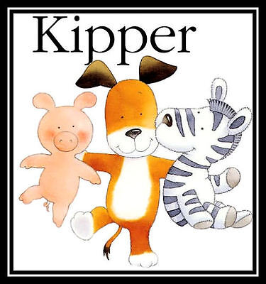 Kipper The Dog Custom Made Youth T-Shirt 100% Preshrunk Cotton, All Seasons